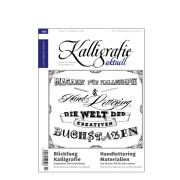 Kalligrafie aktuell 3 Ausgabe